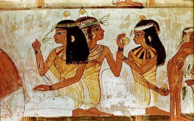 ¿Sabías que ya los egipcios se preocupaban de sus dientes?