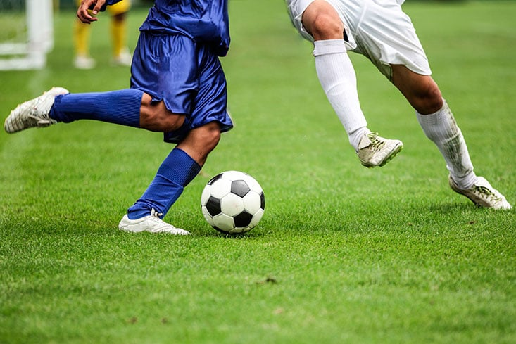 ¿Por qué los futbolistas tienen más problemas bucales que tú ?