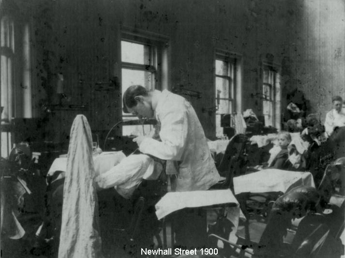 La odontología durante el siglo XX
